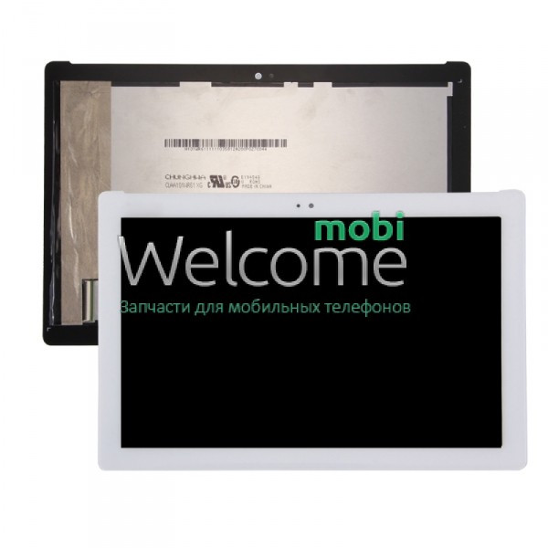 Модуль Asus Z300C ZenPad 10 white дисплей экран, сенсор тач скрин для планшета