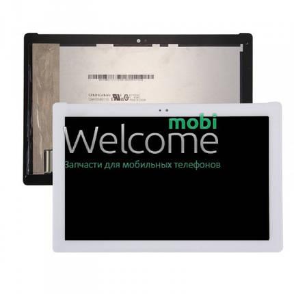 Модуль Asus Z300C ZenPad 10 white дисплей экран, сенсор тач скрин для планшета, фото 2