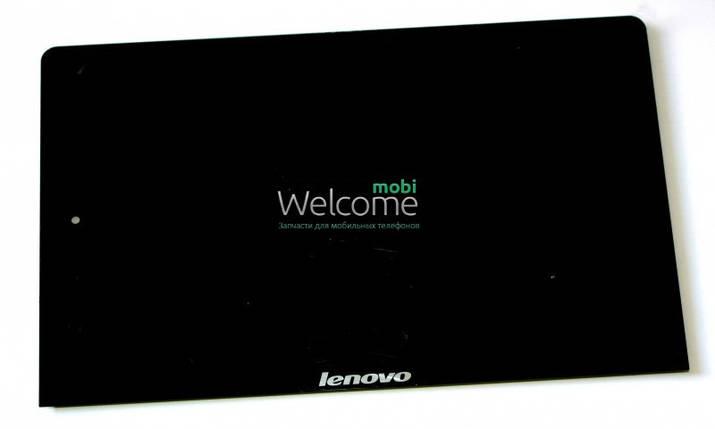 Модуль Lenovo B6000 Yoga Tablet 8 black N080ICE-GB0/MCF-080-1070 дисплей экран, сенсор тач скрин для планшета, фото 2