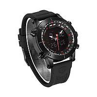 Оригинал Часы наручные Weide Red WH6309B-2C Гарантия 1 год