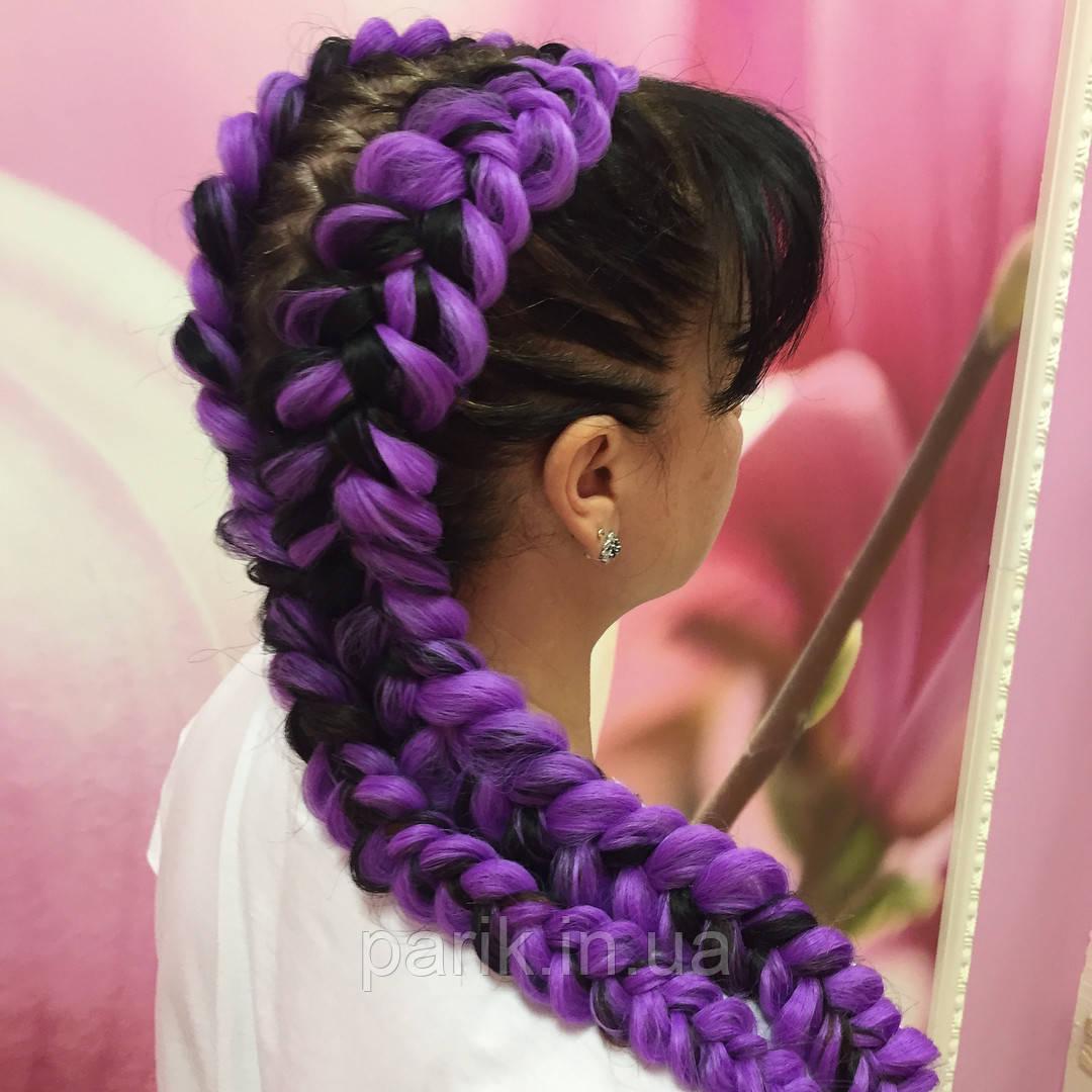 💜 Каникалон фиолетовый однотонный 💜