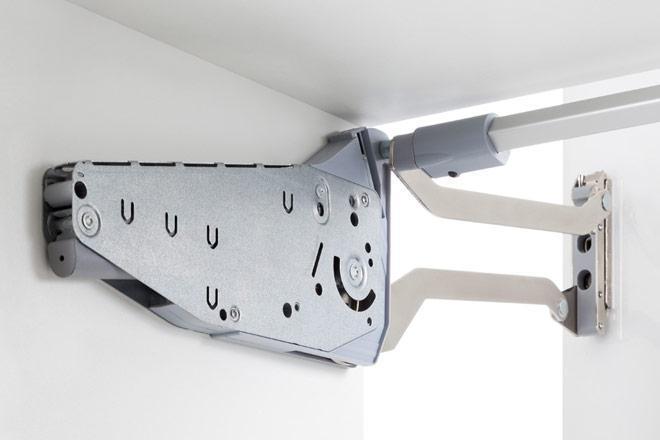 Hafele лифт FREE UP 430-600мм 1,6-3,3кг - без заглушек