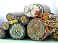 Медный кабель и провод