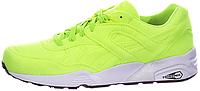 """Кроссовки Puma R698 """"Fluorescent Green"""" реплика"""
