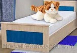 Кровать Денди (Мебель-Сервис)  2076х1000х646мм