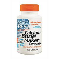 Комплекс для костей (витамины и минералы), Doctor's Best, 180 капсул