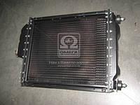 Радиатор водяного охлаждения  МТЗ, Т 70 с дв.Д 240, 243 (4-х рядн.) (пр-во г.Бишкек)