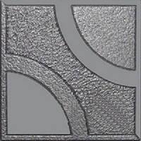Формы для тротуарной плитки Плита квадрат шагрень 50х50