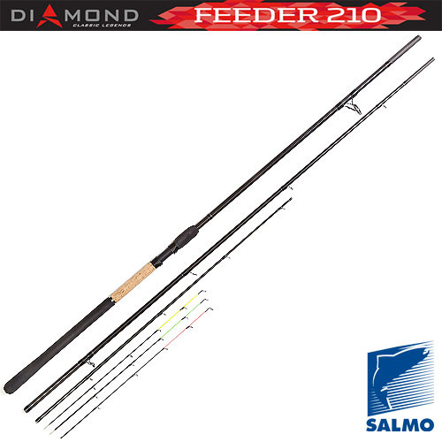 Удилище фидерное Salmo Diamond FEEDER 210 3.91 (4025-390)