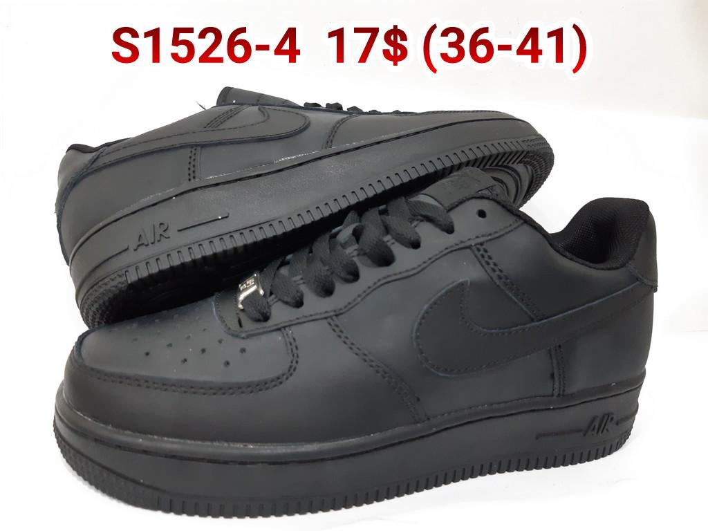 43d5daad Подростковые кроссовки Nike Air Force оптом (36-41), цена 455,60 грн.,  купить в Одессе — Prom.ua (ID#873860931)