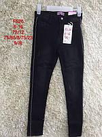 Джеггінси для дівчаток оптом, S&D, 6-16 рр., арт. FS-26, фото 6