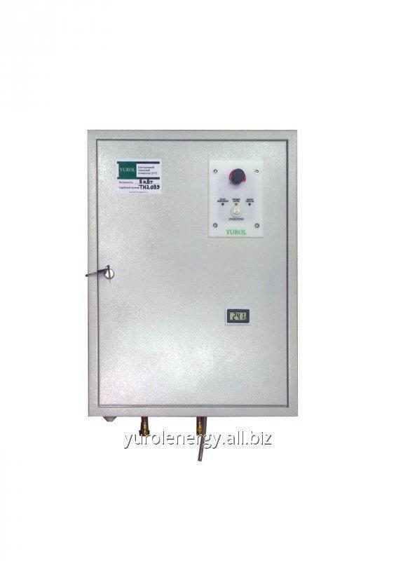 Индукционный котел Электрический Генератор Тепла ЕТГ.3к– 8 кВт Max1 (380В)