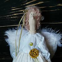 Ангел Тильда в белом, фото 1