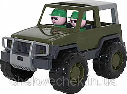 Автомобиль Джип военный Вояж Polesie 47021