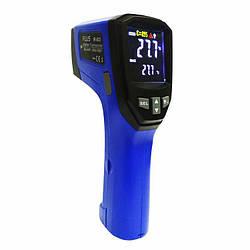 Пирометр FLUS IR-833 (-50…+900 С) с термопарой К-типа (-50℃ до +1370℃) 30:1 Цена с НДС