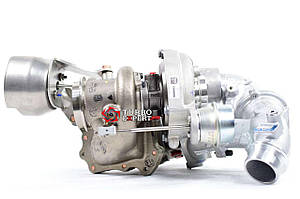 Турбина 10009880074 Bi-Turbo Mercedes Sprinter W906 OM651 A6510905280, A6510906080, A6510960480, A651905780