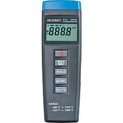 Термометр Voltcraft K102 (-200...+1370 °C) термопары: K / J