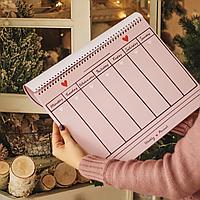 Еженедельник Weekly planner  планировщик задач на стол