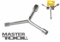 MasterTool  Ключ торцевой Y-образный 8*10*13 мм, CRV, Арт.: 73-4803