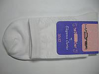 Женские носки с ажурной резинкой