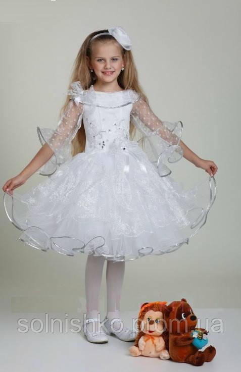 e6a59113357 Нарядное платье Снежинка 4711 - Сонечко в Киеве