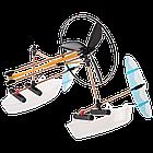 Детский конструктор 5 в 1 Gigo Модели с резиновым мотором (7403), фото 6
