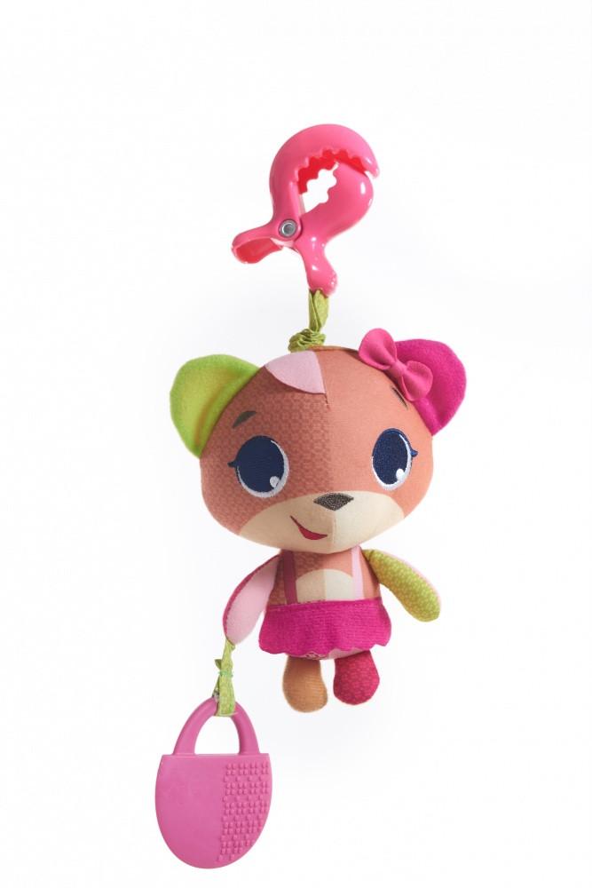 """Tiny Love - Подвеска - прорезыватель """"Малышка медвежонок Изи"""""""
