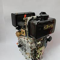 Двигатель дизельный 178F 6 л.с с электростартером