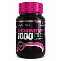 L-carnitine 1000 30tab, BioTech