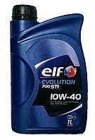 Моторное масло полусинтетическое ELF (Эльф) Evolution 700 STI 10w40 1л