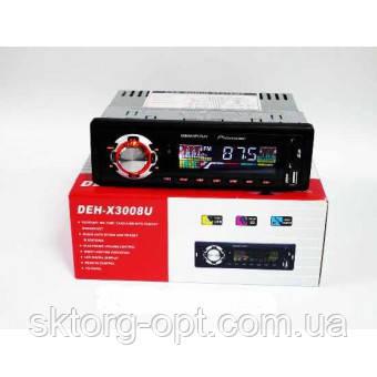 Магнитола MP3 Pioneer X3008U