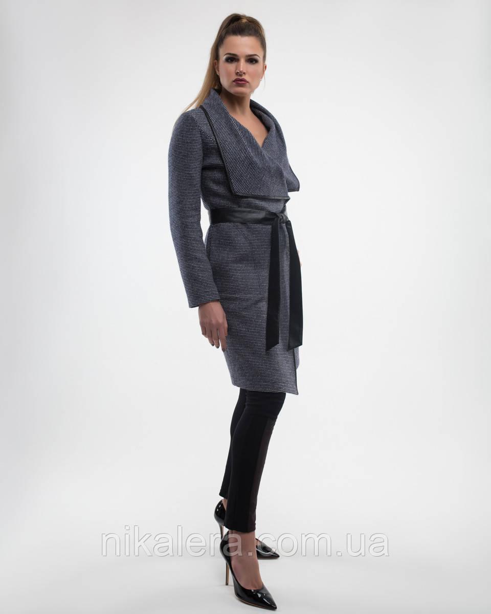 Кардиган-пальто, без покладки на запах рр 46-54