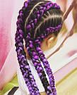 💜 Канекалон пряди цветные искуссвенных волос для кос 💜, фото 2
