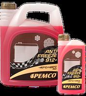 Антифриз Pemco Antifreeze 912+( -40)°C 5L