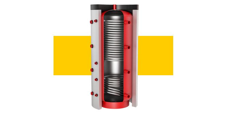 Буферная емкость Heliomax HTA 2000/1
