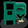 Водогрейный котел КВТ Лидер AUTO с автоматической подачей топлива 100
