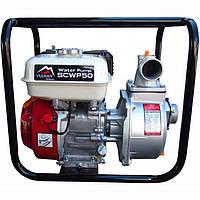 Бензиновая мотопомпа Vulkan SCWP50H для чистой воды, фото 1