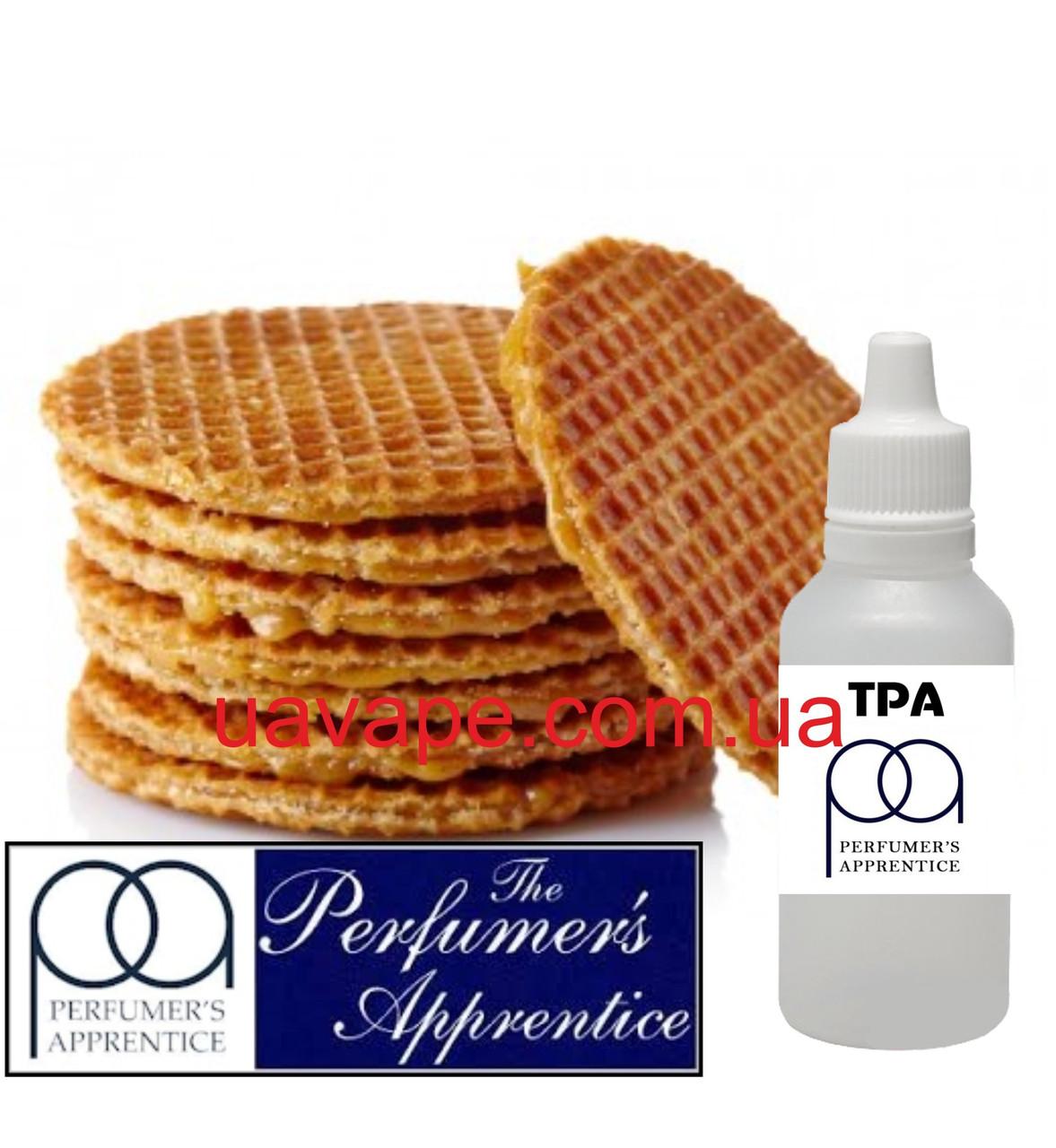 Ароматизатор TPA- Waffle (Belgian) Flavor ТПА Вафли бельгийские, 5 мл