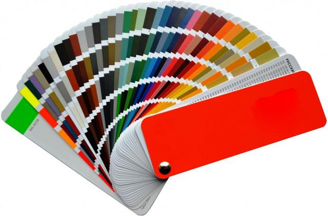 Широкий выбор цветовых решений