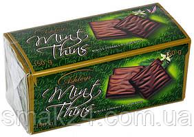 Шоколад (конфеты) Mints (мята) Ashleys Великобритания 150г