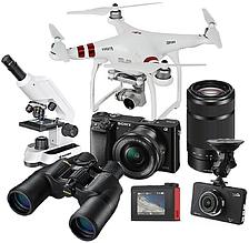 Фото-Відео-Аудіо техніка / Оптичні прилади