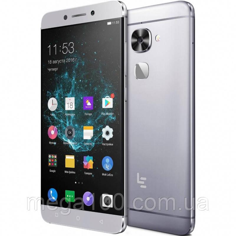 """Смартфон LeEco Le Max 2 x821 серый цвет (""""5.7 экран, памяти 4/64, 3100 мАч)"""