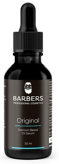 Олія-сироватка для бороди Barbers Original 30 мл