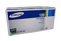 Заправка картриджа  Samsung MLT-108