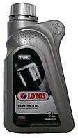 Моторное масло полусинтетическое Lotos (Лотос) 10w40 1л