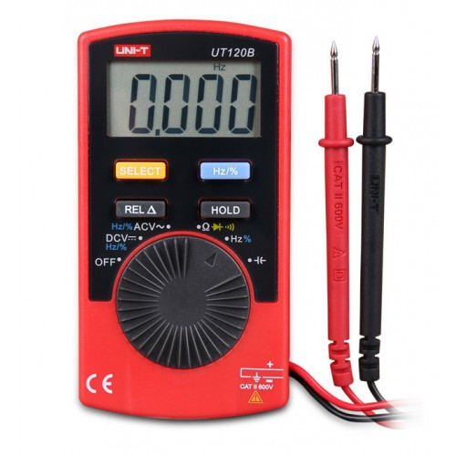 Цифровой мультиметр UNI-T UT120B (UTM 1120B)