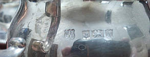Сервиз серебряный Англия 1-я треть ХХ-век, фото 3