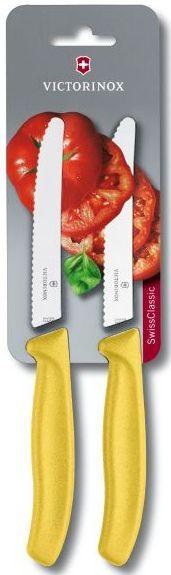 Набор ножей кухонных Victorinox SwissClassic Tomato&Sausage