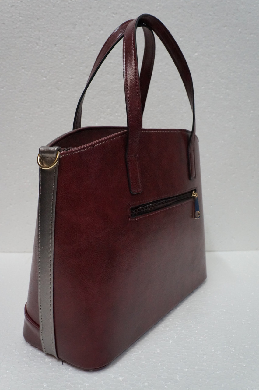 22549220aa96 Бордовая каркасная сумка: продажа, цена в Харькове. женские сумочки ...