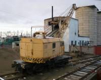 Ремонт железнодорожных кранов КЖ-561, КЖ-461